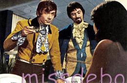 DAME UN POCO DE AMOOOR...! LOS BRAVOS - CROMOS SUELTOS -  Editorial Fher. 1968 - Sin Pegar - N°14 - Otros