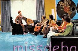 DAME UN POCO DE AMOOOR...! LOS BRAVOS - CROMOS SUELTOS -  Editorial Fher. 1968 - Sin Pegar - N°19 - Otros