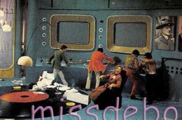 DAME UN POCO DE AMOOOR...! LOS BRAVOS - CROMOS SUELTOS -  Editorial Fher. 1968 - Sin Pegar - N°22 - Otros