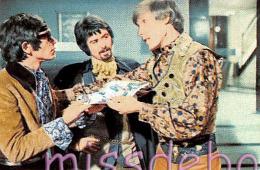 DAME UN POCO DE AMOOOR...! LOS BRAVOS - CROMOS SUELTOS -  Editorial Fher. 1968 - Sin Pegar - N°39 - Otros