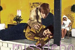 DAME UN POCO DE AMOOOR...! LOS BRAVOS - CROMOS SUELTOS -  Editorial Fher. 1968 - Sin Pegar - N°65 - Otros