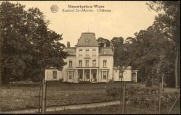 Nieuwkerke : Kasteel St Martin - Sint-Niklaas
