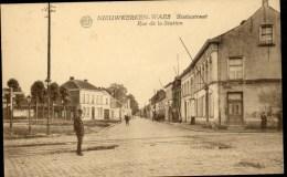 Nieuwkerke : Statiestraat - Sint-Niklaas