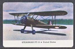 AIRPLANE  STEARMAN  PT-13  TRAINER - 1939-1945: 2nd War