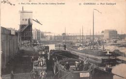 59 - Cambrai - Merveilleuse Animation Sur Le Port Cantimpré - Cambrai