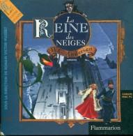 Cd Pour Cdrom Et Mac Pc Das Coffret La Reine Des Neiges Andersen Ed Flammarion - Livres Parlés