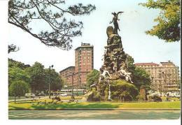 CPM – ITALIA – TORINO: Piazza Statuto – Monumento Al Frejus – 1964 . - Piazze
