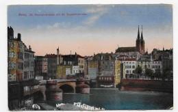 METZ EN 1919 - ST GEORGENBRUCKE - CPA VOYAGEE - Metz
