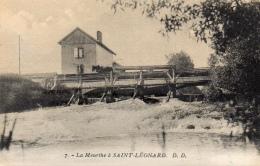 88 VOSGES - SAINT LEONARD La Meurthe (voir Descriptif) - France