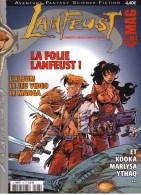 LANFEUST-MAG  N ° 104   REVUE B-D  AVENTURE  FANTASY SCIENCE-FICTION - Lanfeust De Troy