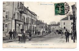Vosges : Bruyères : Grande Rue - Bruyeres