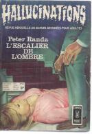 HALLUCINATIONS   N° 30  - PETER RANDA  - AREDIT 1973 - Hallucination