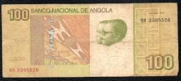 100 Angola - Angola