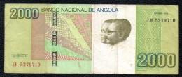 2000 Angola - Angola