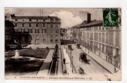 CPA/RAS729/CHALONS SUR MARNE INSTITUTION SAINT ETIENNE HOTEL DIEU 1912 - Châlons-sur-Marne