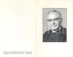 Doodsprentje / Bidprentje / Avis De Décès / Mortuaire / Priester / Frans Poecks / Overmere / Gent / 1994 - Religione & Esoterismo