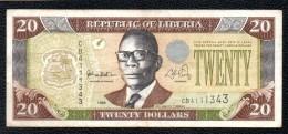 20 LIBERIA - Liberia