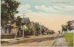 Park Street, Sydney, C.B. (Valentine & Sons) - Cape Breton