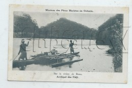 Fidji Ou Les Îles Fidji (République Des Fidji) : MP D´une Embarcation Sur La Rivière Rewa En 1910 (animé) PF. - Fidji
