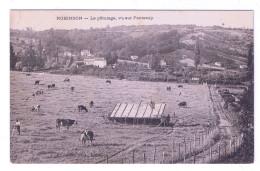 ROBINSON  LE PATURAGE VU SUR FONTENAY - Francia