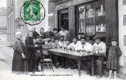 14 Grandcamps La Collation Des Marins 1913 - France