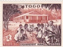 TOGO : : Y&T : 259* - Togo (1914-1960)