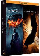 Batman Begins + The Dark Knight Nolan Christopher - Ciencia Ficción Y Fantasía