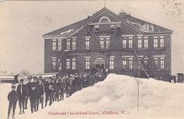 Macdonald Consolidated School, Middleton, N.S. (top Animation) - Nouvelle-Écosse