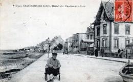 14 Grandcamps Hôtel Du Casino Et Le Perré1918 - France