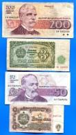 Bulgarie  12  Billets - Bulgaria