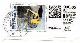 2016 Svizzera - Webstamp - Svizzera