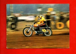D4  Motocross  Annullo Trofeo Roseto Montepagano  Teramo  1977 - Moto
