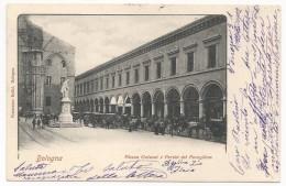 Bologna - Piazza Galvani E Portici Del Pavaglione - HP439 - Bologna