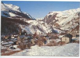 Villar Arene (hautes Alpes) N°12726 Coll Martin Tabac Souvenirs Ed Cellard (vue Générale En Hiver) - France