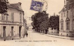 JONZAC - Boulevard Denfert-Rochereau - Jonzac