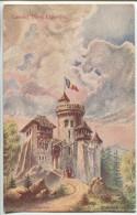 Bucuresti - Tepes Castle, 1906 Exhibition - Romania