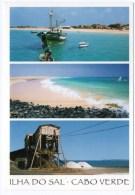 CABO VERDE/CAP VERT - ILHA DO SAL / THEMATIC STAMP - ENERGY - Capo Verde