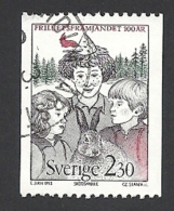 Schweden, 1992, Michel-Nr. 1704, Gestempelt - Sweden