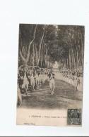PEZENAS 1 DANSE LOCALE DES TREILLES (BELLE ANIMATION) 1931 - Pezenas