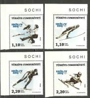 Turkey; 2014 Winter Olympic Games, Sochi - Nuevos