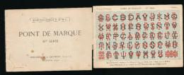 """Ivre """"point De Marque"""" IIème Série Th De Dillmont Bibliothèque DMC 16 Planches - Passatempi Creativi"""