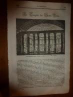 1835 LM : Washington (USA); Les Terribles Tortures Infligées à DAMIENS ; Tombeau Romain De St-Remy; Maison Locomobile - Vieux Papiers