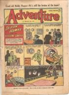 ADVENTURE Every Thursday N°1294 Nov 5th 1949 DIXON HAMKE AND THE YELLOW GHOST - Bücher, Zeitschriften, Comics