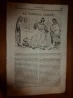 1835 LM : Le Tribunal Secret Des Francs-Juges Ou De Ste Wehme En Allemagne;Le Chien De TERR-NEUVE;Chenonceaux (château) - Vieux Papiers
