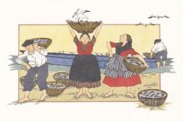 HUET-HUMEAU: LA MOUETTE VOLEUSE - Illustrateurs & Photographes