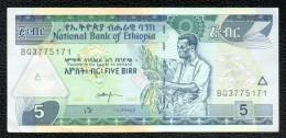 5+10 ETHIOPIE - Ethiopie