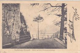 Seelisberg-Känzeli - Blick Auf Den Vierwaldstättersee (F. Beeler, 1906) - UR Uri