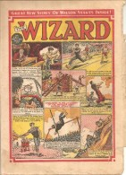 THE WIZARD N°1314 April 21th 1951WGREAT NEW STORY OF WILSON STARTS INSIDE! - Bücher, Zeitschriften, Comics