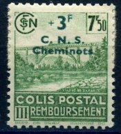 FRANCE COLIS POSTAUX 1941 N°197 * Cote 21e A SAISIR - Nuovi