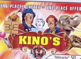 F 1090 . 10 /00 . GEM2 .  KINO'S PARIS. - Frankreich